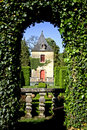 Bush Archway With View Onto Ca Stock Images - 2581294