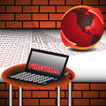 Firewall Concept Stock Image - 25805031