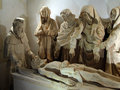 Sculpture Of Christ S Entombment Royalty Free Stock Photos - 25805578