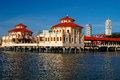 Water Front Georgetown Royalty Free Stock Images - 25826079
