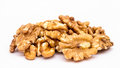 Walnuts Pile Royalty Free Stock Images - 25835979