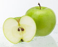 Green Apple Royalty Free Stock Image - 25858496