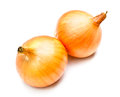 Two Onions Stock Photos - 25860003