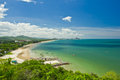 View Of Beach And Sea Hua Hin Stock Photo - 25871220