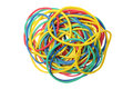 Rubber Bands Stock Image - 25886851