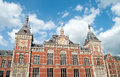Amsterdam Centraal Station Stock Photography - 25898112