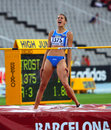 High Jumper Alessia Trost From Italy Win High Jump Royalty Free Stock Image - 25900096