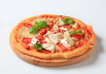 Pizza Quattro Formaggi Royalty Free Stock Images - 25904379