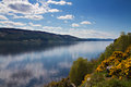 Lookout Over Loch Ness Stock Photo - 25914030