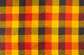 Plaid Fabric Royalty Free Stock Photo - 25919445