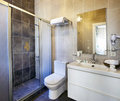 Bathroom Interior Royalty Free Stock Photo - 25932455