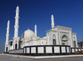 Beautiful Mosque In Astana. Kazakhstan Stock Images - 25934044