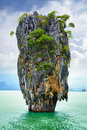 Bond Island In Thailand Stock Images - 25953034