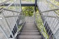 Steel Staircase Of An Observation Tower Stock Photography - 25953382