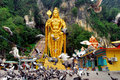 Lord Murugan Statue  Royalty Free Stock Images - 25974749