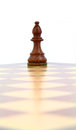 Chess Bishop Stock Image - 25981641