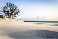White Sand Dune Royalty Free Stock Images - 25981859