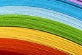 Blank Colorful Paper Sheets Royalty Free Stock Image - 26006936