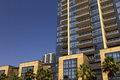 California Modern Condominiums And Retail Building Royalty Free Stock Image - 26007286