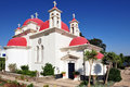 The Greek Orthodox Church Of The Seven Apostles Royalty Free Stock Images - 26019709