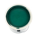 Green Paint In Can Royalty Free Stock Photography - 26034827