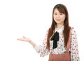 Young Asian Woman Stock Image - 26039251