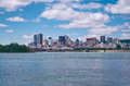 Montreal Skyline Royalty Free Stock Photography - 26040367