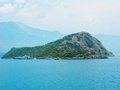 Coastline Landscape Of Mediterranean Sea Turkey Royalty Free Stock Image - 26044076