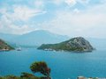 Coastline Landscape Of Mediterranean Sea Turkey Stock Images - 26044224