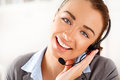 Sassy Customer Service Agent Stock Images - 26047364