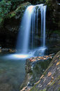 Grotto Falls Royalty Free Stock Images - 26049829