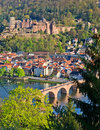 Heidelberg At Spring Royalty Free Stock Image - 26055346