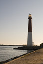 Lighthouse Early Morning Royalty Free Stock Image - 26056016