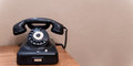 Old Telephone Royalty Free Stock Photo - 26060895