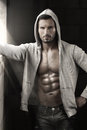 Sexy Guy With Abs Royalty Free Stock Photo - 26069955