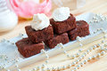 Brownies Royalty Free Stock Image - 26079676