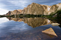 Mountain Reflection Stock Images - 26083084