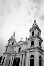 Cathedral Of Ponce Royalty Free Stock Image - 26084926