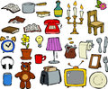 Household Items Stock Image - 26091891