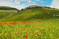 Castelluccio Di Norcia Royalty Free Stock Photo - 2614375