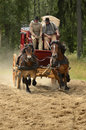Stagecoach Stock Photography - 26121072