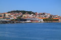 Lisbon Tagus Or Tejo Panoramic View Stock Photography - 26122292