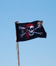 Pirate Flag - Jolly Roger Stock Photos - 26143763