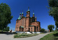 St. George S Church In Novoaltajsk, Altai Territor Royalty Free Stock Photos - 26145508