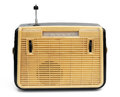 Retro Portable Radio Stock Photography - 26147062