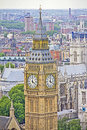 View Of London And The Big Ben Royalty Free Stock Image - 26155656