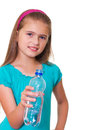 Girl With A Water . Stock Photography - 26163352