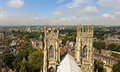 A View Of York From York Minster Stock Photos - 26171233