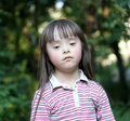 Girl In The Park. Stock Photography - 26173132