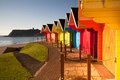 Beach Huts Royalty Free Stock Images - 26181749
